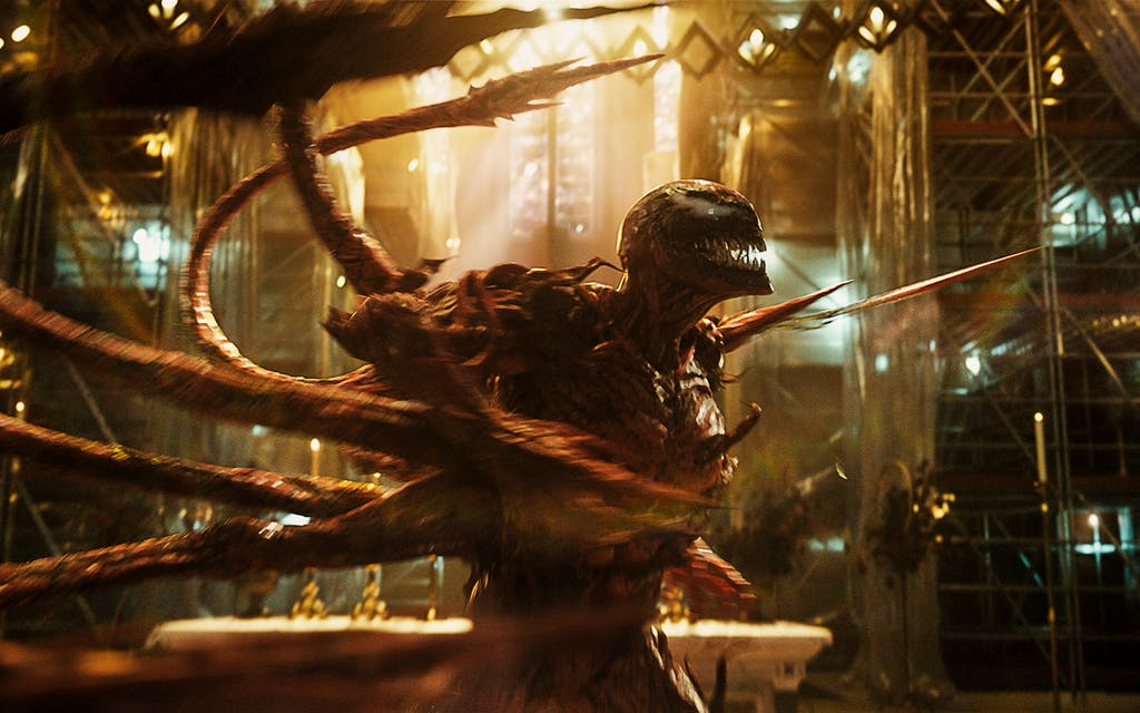 Carnage from Columbia Pictures' Venom: Let There Be Carnage