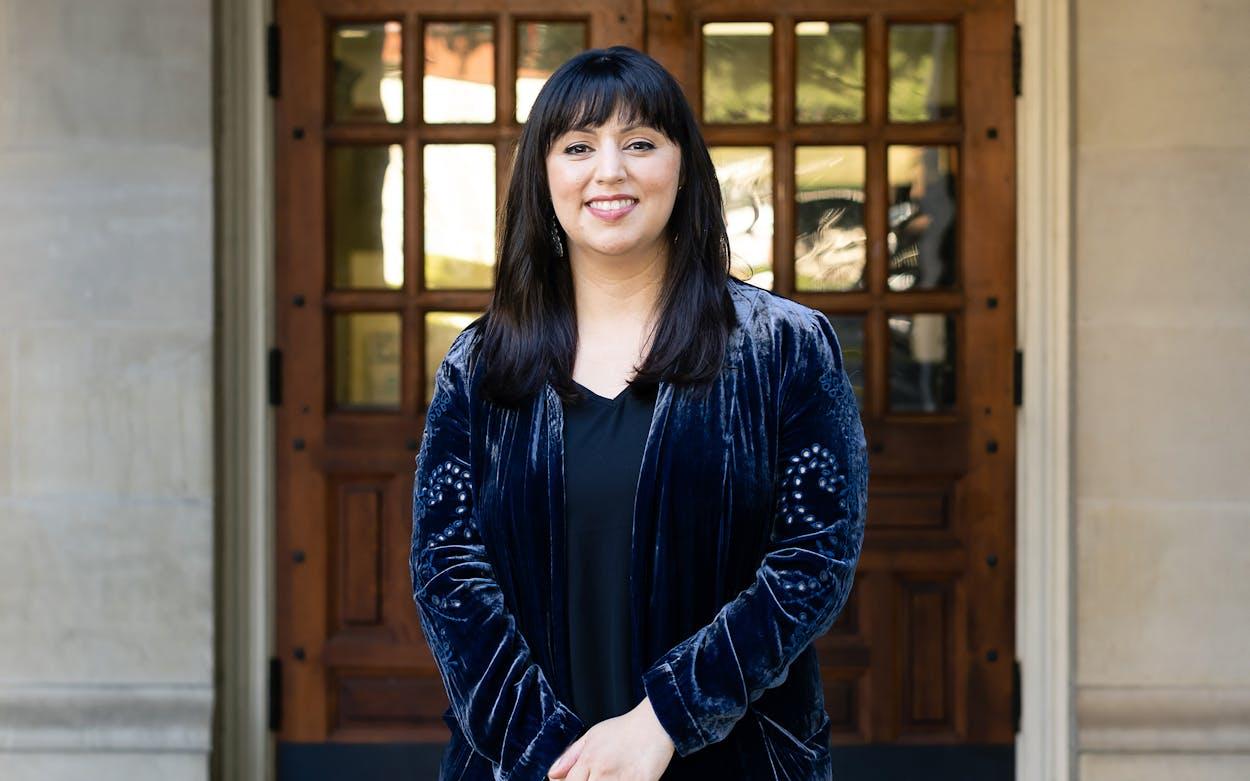 Monica Muñoz Martinez MacArthur Fellow
