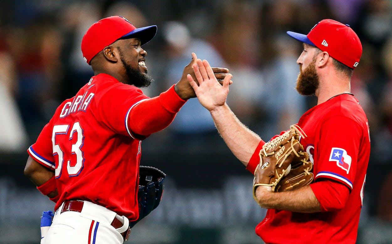 "Call This Season's Rangers ""The Arlington Experiments"""