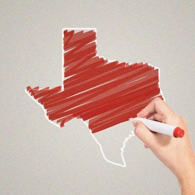 Congressional Redistricting Texas GOP