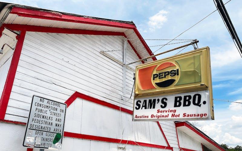 Sam's Bar-B-Que