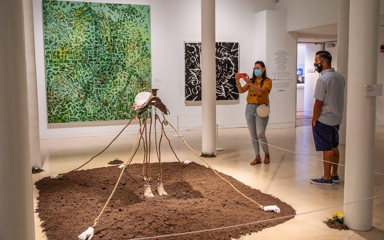 2021 Texas Biennial San Antonio Houston Visual Art