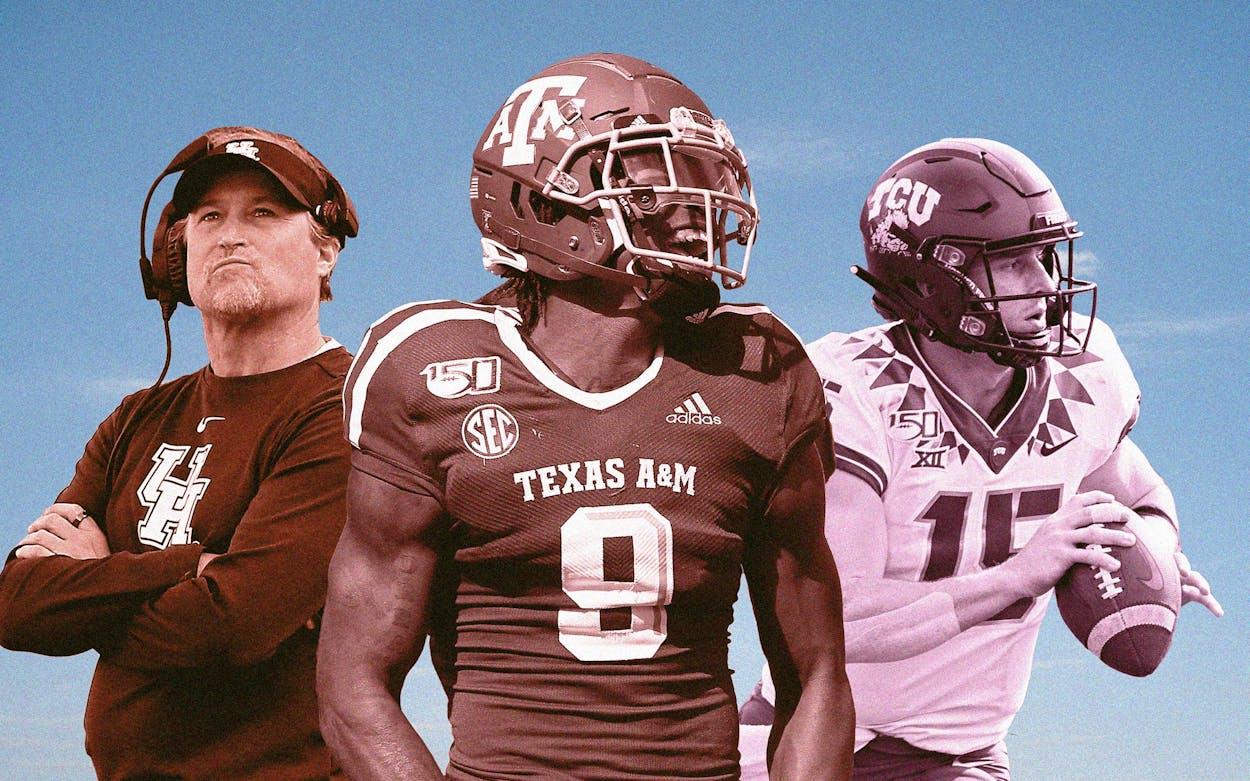 Texas Football Preview 2021