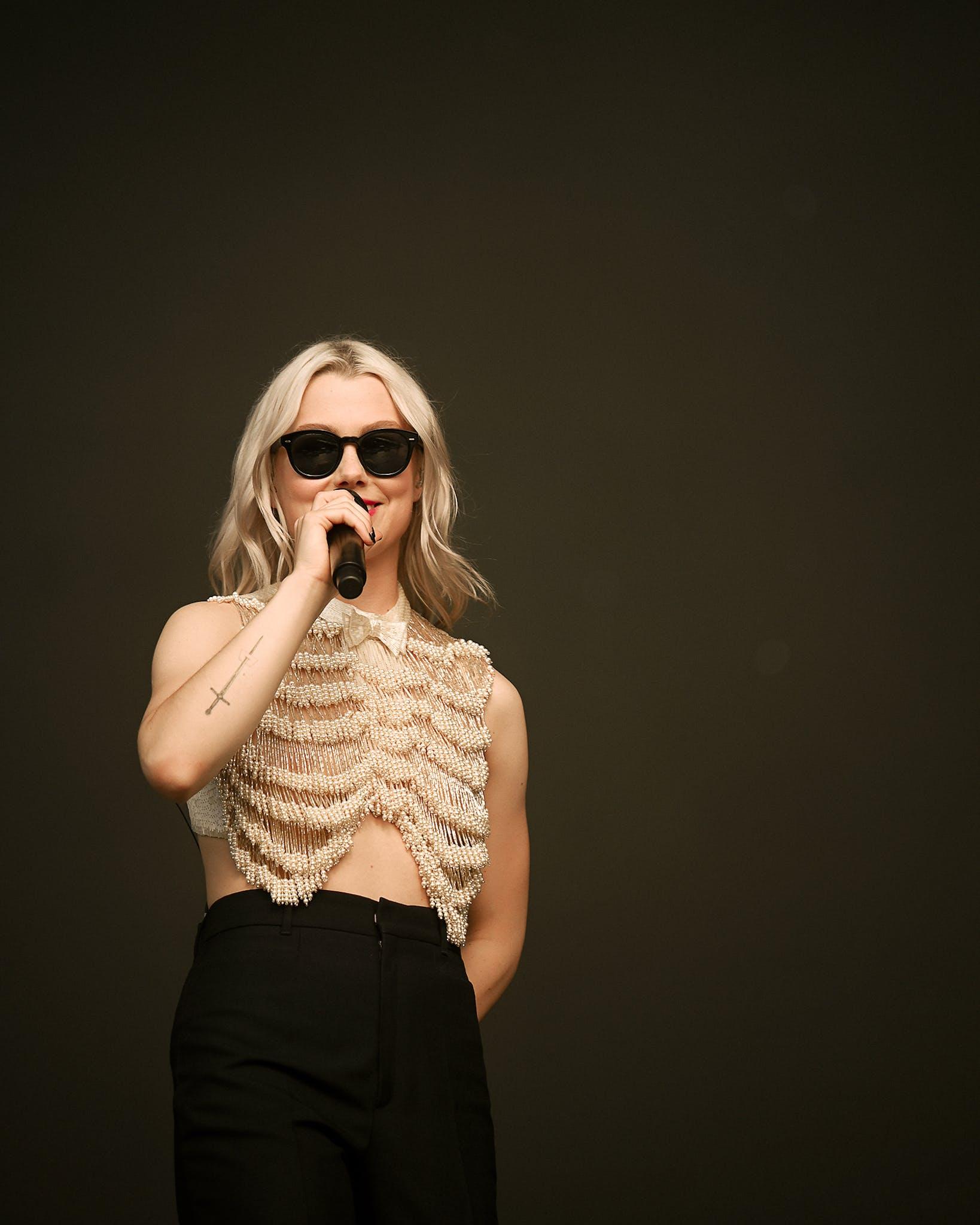 ACL Fest 2021 Artist Fashion Phoebe Bridgers