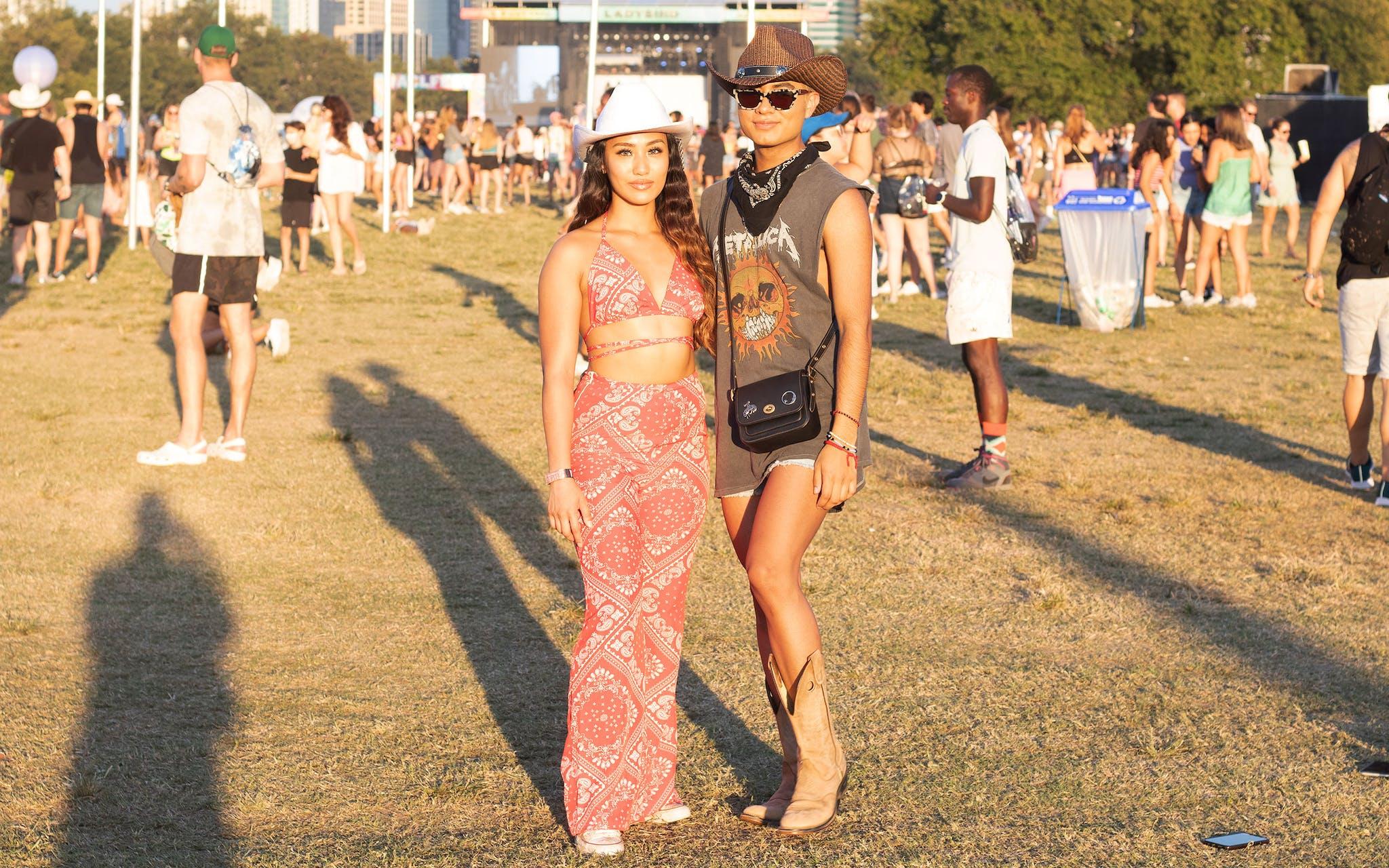 ACL Festival 2021 Fashion