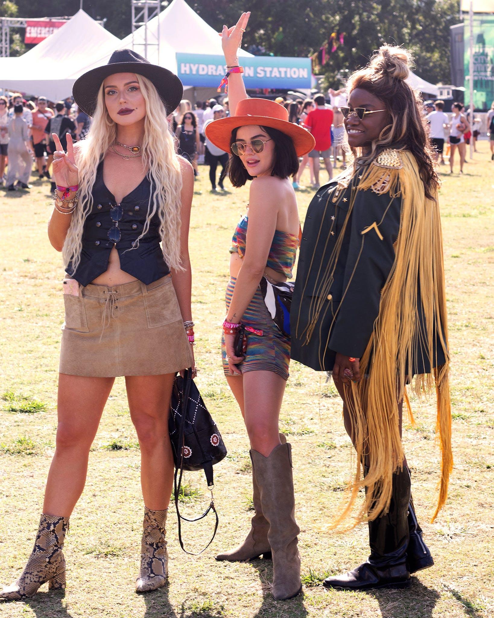 ACL Festival Fashion 2021
