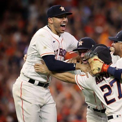 Astros make the World Series