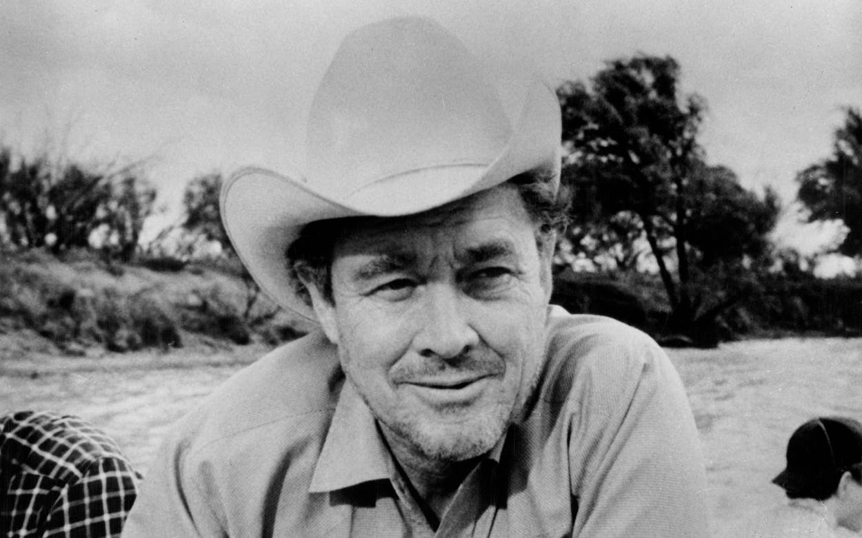 Ben Johnson in The Last Picture Show
