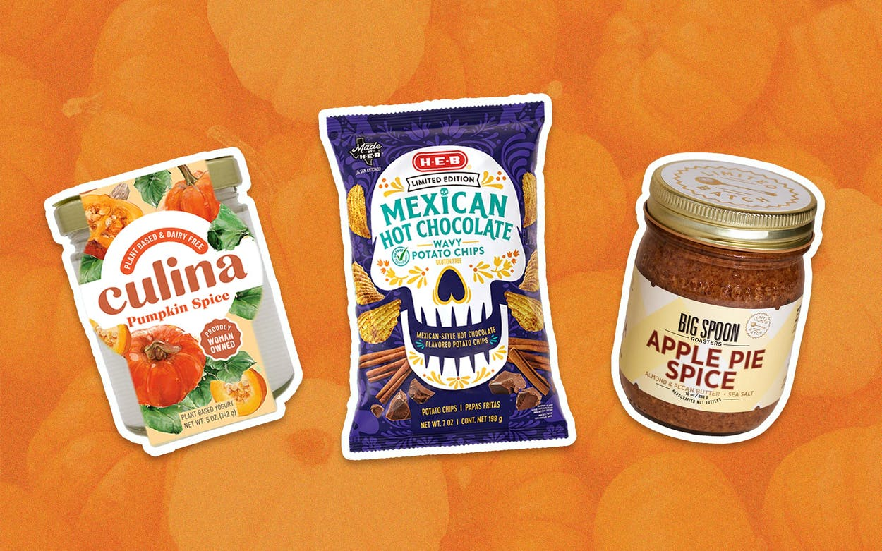 Fall Grocery Foods