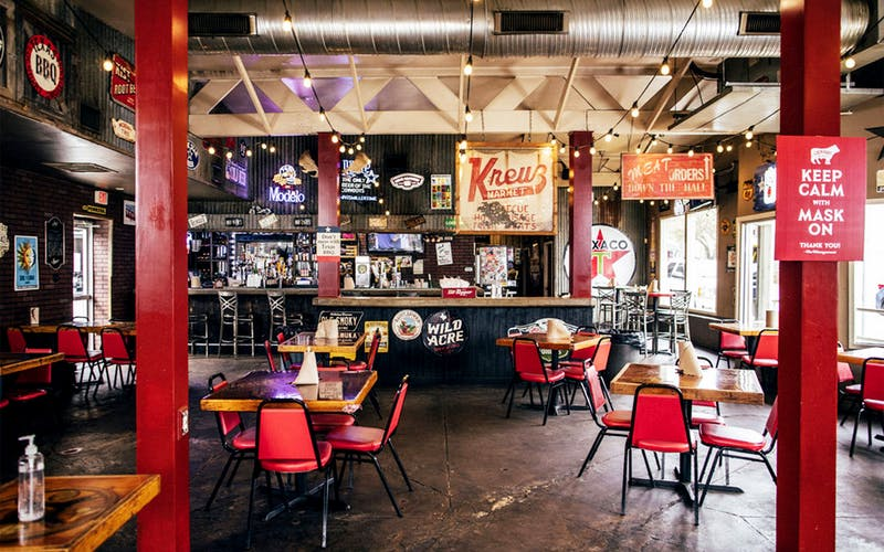 Lockhart Smokehouse in Dallas