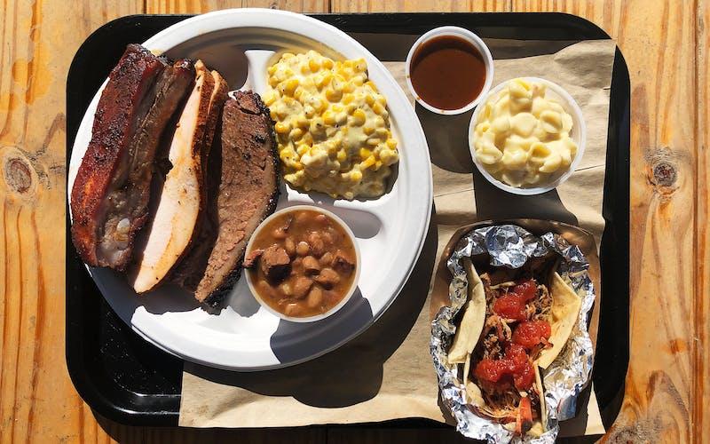 Moreno Barbecue in Austin