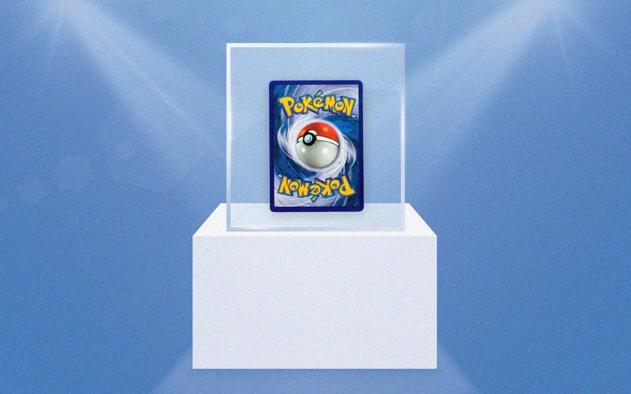 Pokemon Collectibles Heritage Dallas