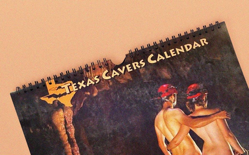 Texas Cavers Calendar