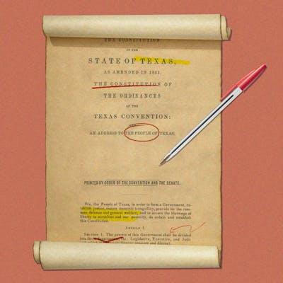 texas constitution amendments